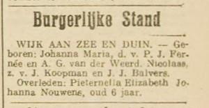 Haarlems Dagblad 13 maart 1920 pagina 7