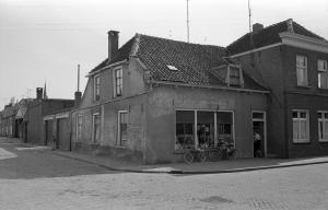 Joseph Nouwens - geboortehuis in Steenbergen