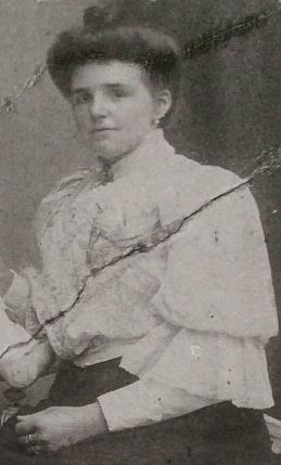 Lucia van Doormaal 1909