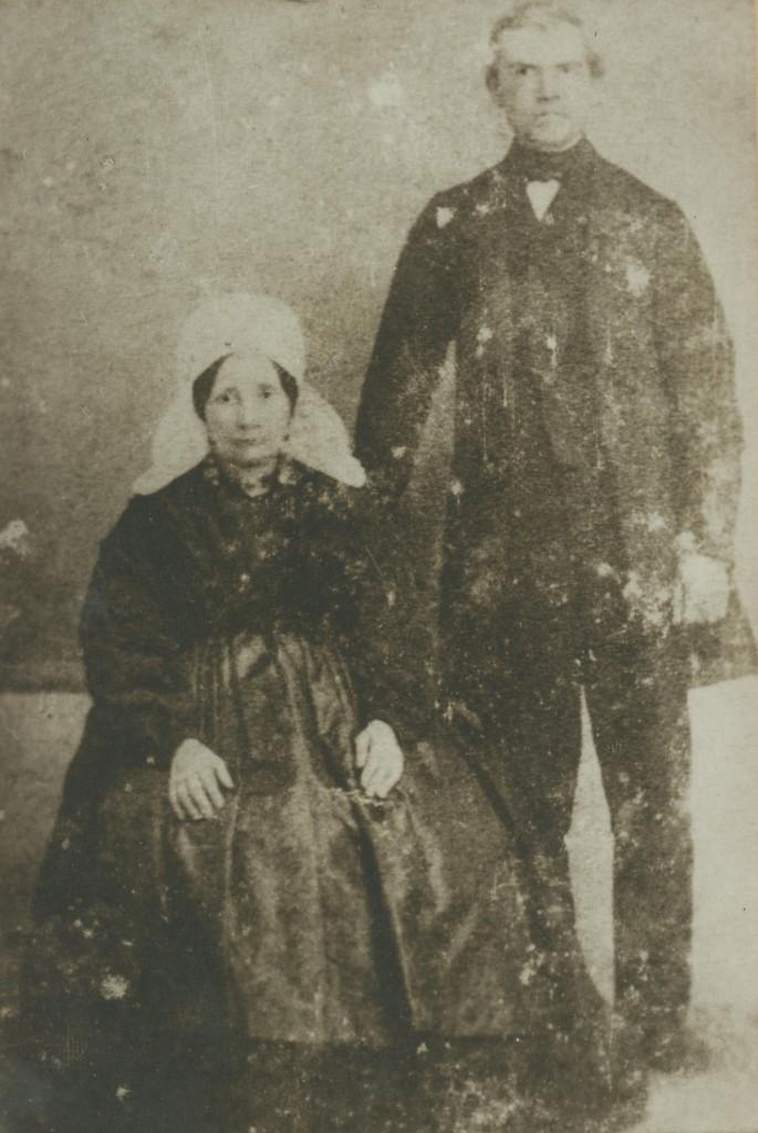 Johannes Cornelis Matthee (1816) en Dingena Nouwens (1813)