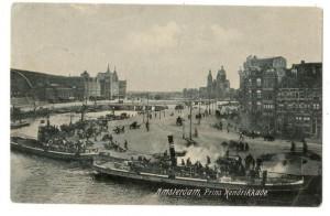 De eensgezindheid in Amsterdam