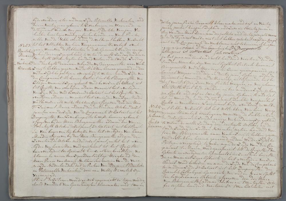 Huwelijk Adrianus Bartelen en Petronella Verheulen (1814)