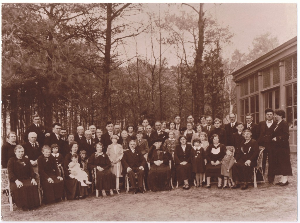 50 jaar sjef en nel (1936)