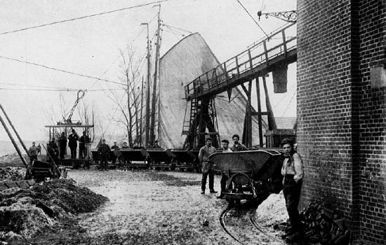 Groenendijkse Haven - Suikerfabriek Van Campenhout en Compagnie