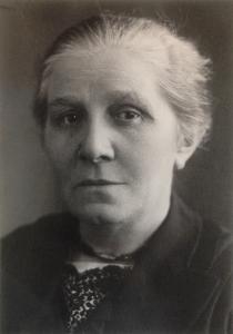 Johanna Elizabeth de Werdt - geboren 1877