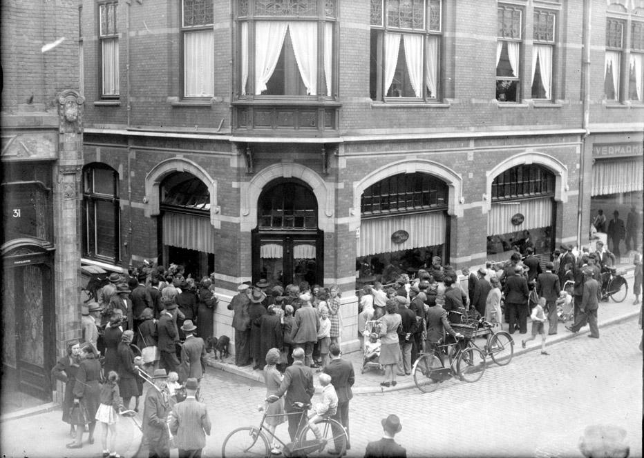cafetaria noba opening 26 augustus 1943