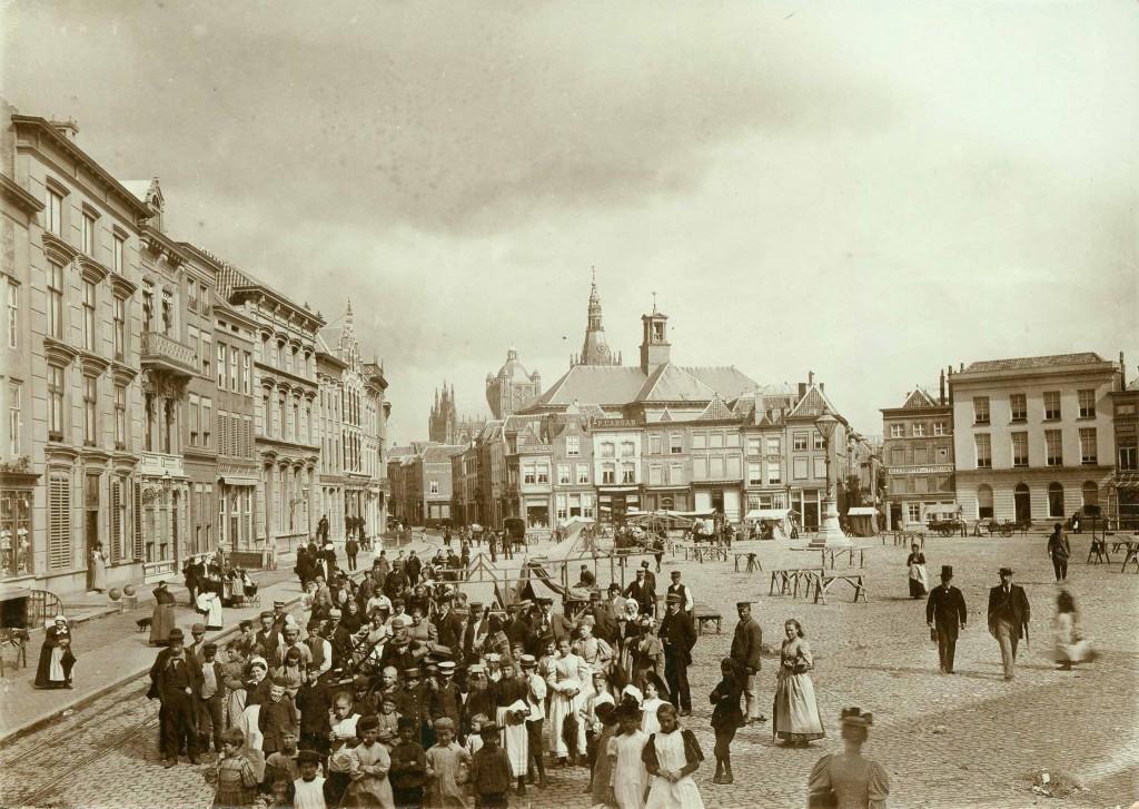 Markt 1900