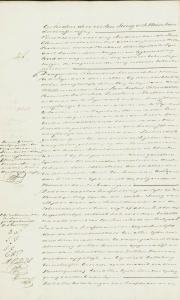 schuldbekentenis Dingeman Nouwens juni 1855 - p1