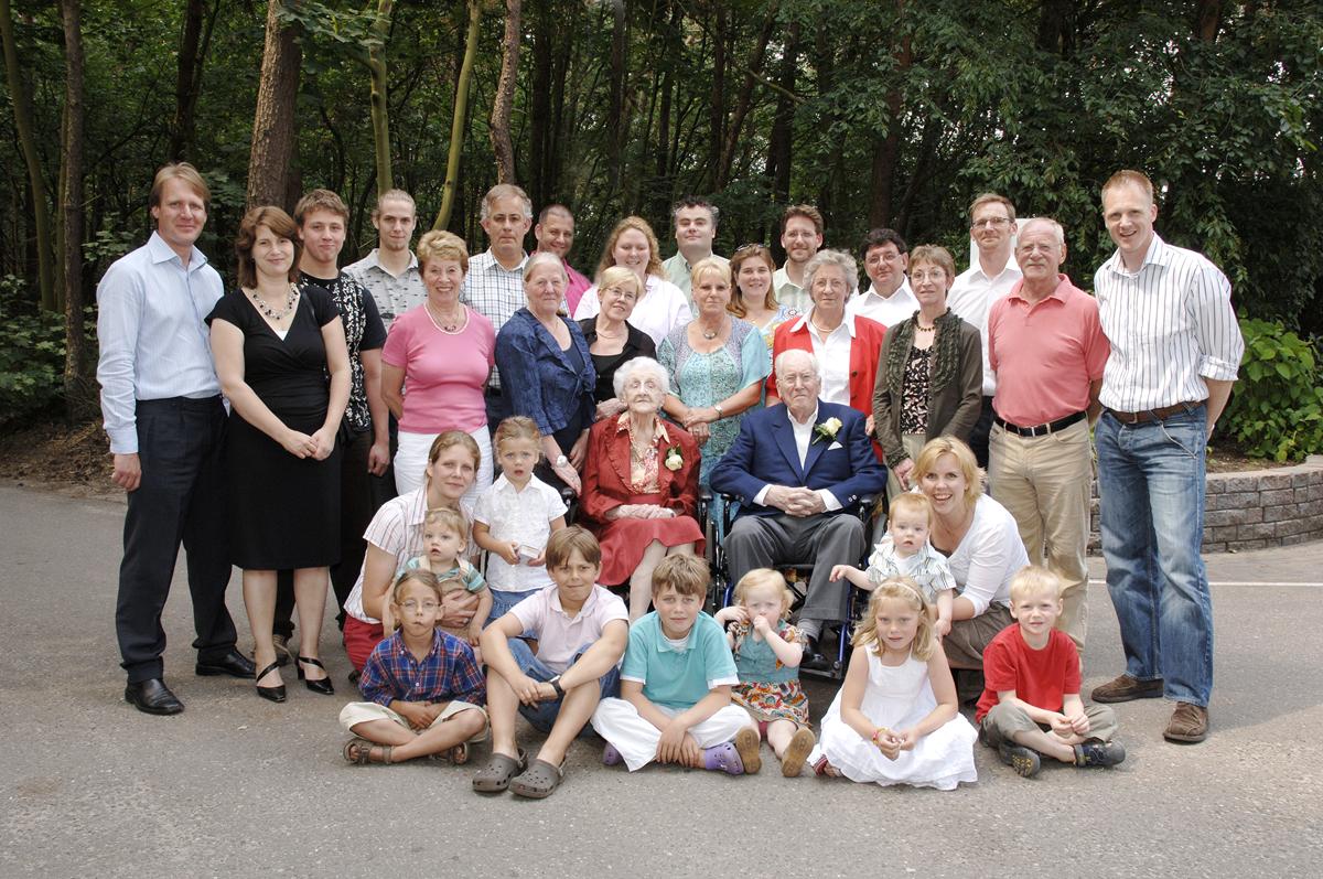 Familie-Corvers 2007