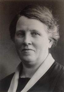 Theodora van Rooij - geboren 1878